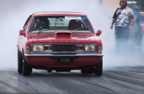 Video: Six Cylinders Of Boosted Ford Cortina Is A Down Under Wonder