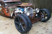Video: A Custom 2JZ-Powered 1931 Ford Model A Rat Rod