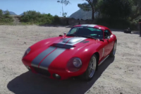 Video: Superformance Daytona Coupe And GT40 – Driving Impressions