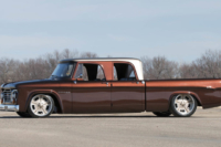"Mecum Auctioning The Offbeat ""Whiskey Bent"" Sweptline For 6 Figures"