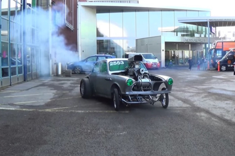 Video: Show Goers Firing Up Their Musclecars Is Music To Our Ears
