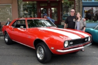 A 13 Year Old Girl And Her Dad Build Her Dream Car: A 1968 Camaro