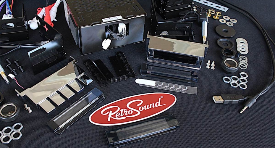 RetroSound Car Audio: Build A Radio To Fit Your Classic Dash Opening