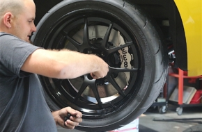 Lucky13: Installing Forgeline's new Cutting Edge GA3R Wheels