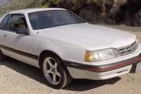 Video: '88 Thunderbird With A Mustang Cobra IRS