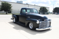 Rick Jones Slows Things Down With Modernized '49 Chevy Pickup