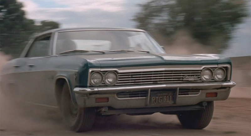 2016 Dodge Charger 2 Door >> Rob's Car Movie Review: Dirty Mary, Crazy Larry (1974)
