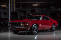 Video: Boss 429 Mustang Meets Jay Leno