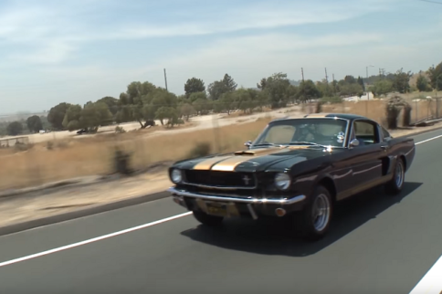 Video: Leno Talks Rental Racers With A Shelby GT350-H