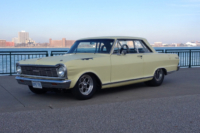 Rob Wade's '65 Chevy II Defines The Term Powerful Perseverance