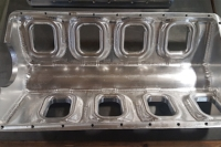 The Latest Trends in Custom Billet & Sheetmetal Intake Manifolds