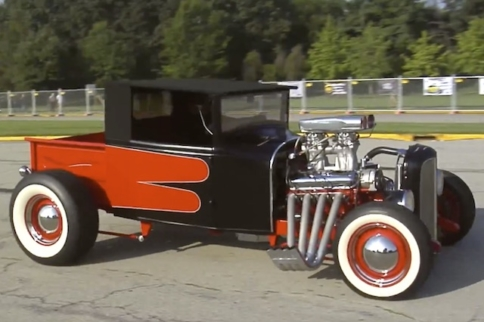 Event Alert: 47th NSRA Street Rod Nationals In Louisville, Kentucky