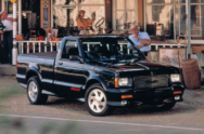 Musclecars You Should Know: GMC's Turbo Terrors Typhoon And Syclone