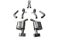 CORSA Launches RSC Exhaust Systems For 2015-16 Charger & Challenger