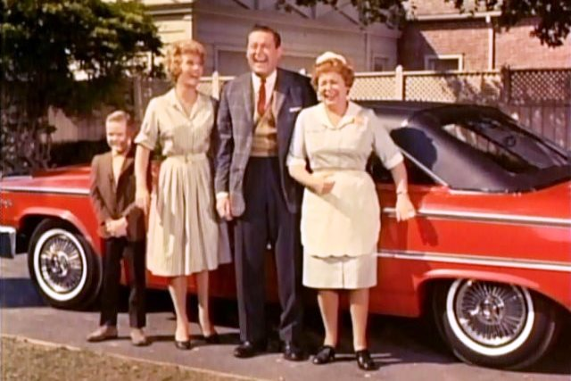 Top 50 TV Cars Of All Time: No. 47, Hazel's Ford Cars