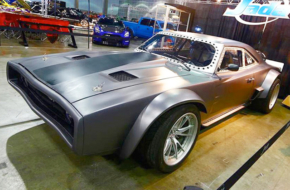 Vin Diesel's Charger Gets Jet Power For Fast 8