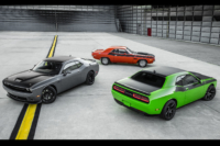 Dodge Revives Challenger T/A And Charger Daytona Models For 2017