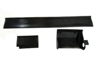 Steele Rubber Products' Rear Bumper Step Pad Sets For A-Body Wagons