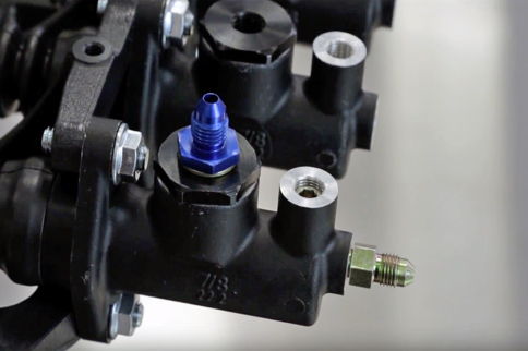 Video: Assembling A Tilton Master Cylinder Like A Pro