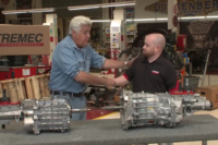 Video: Tremec Transmissions Pays A Visit To Jay Leno's Garage