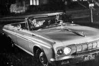 Top 50 TV Cars Of All Time: No. 38, Peyton Place Plymouth Fury