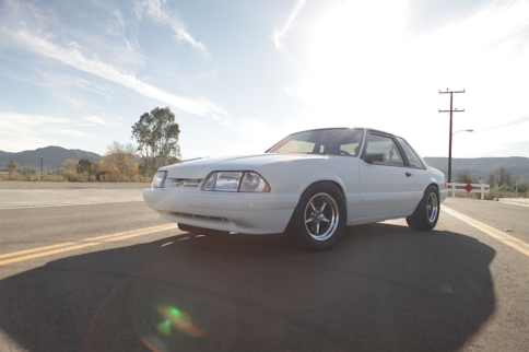 Radiator & Fan Install: Our Boosted Fox Mustang Cools Off With LMR