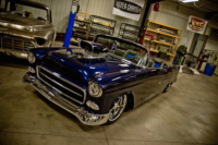 South Dakota's G3 Rods Builds Ford Powered Chevy