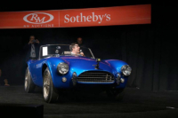 Very First Shelby Cobra Sells For Whopping $12.5 Million At Monterey