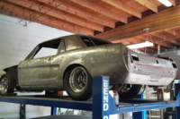 What Are You Working On: Mike Ladnier's 1964-1/2 Mustang Project