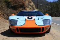 At Speed With the Superformance MK1 Gulf GT40