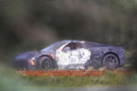 Spied! Clearest Pictures Yet Of Mid-Engine Corvette/Cadillac!