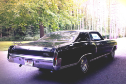 Home-Built Hero: Terri Booth's '70 Monte Carlo