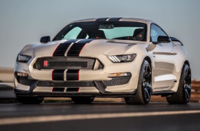 Hennessey Performance: '16 Shelby GT350R Top Speed Testing