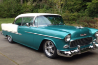 Street Feature: Doug Smith's Road-Tripped 1955 Chevrolet