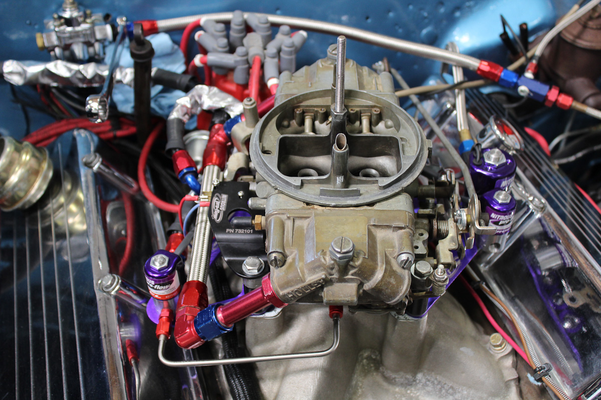 Two Hours To 200 Horsepower With Nitrous Pro-Flow