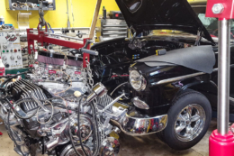 Reader's Hardcore Project: Black Beauty, The No Compromise '55 Chevy