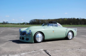 This Tiny British MG Packs A Supercharged Coyote Punch