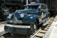 Days Gone By: Railroad Inspection Vehicles