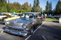 Street Feature: 1956 Chevy Wagon Is An Example Of Great Cruiser