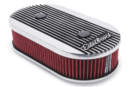 Edelbrock Expands Elite II Series Oval Air Cleaners