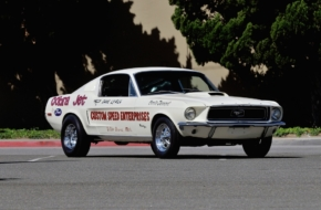 1968 Mustang Cobra Jet That Sold For $1 Now Worth $150,000