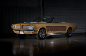 Here's Your Chance To Own Sonny and Cher's Promo Mustangs