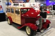 NSRA Giveaway: Hercules Motor Car Company and TCI Lead the Charge