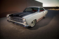 Stolen Car Alert: Cool 1966 Ford Fairlane Nabbed In Bakersfield