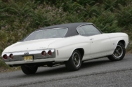 A Lifetime Of Maintenance Keeps This Chevelle As Good As New