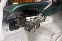 ididit Steps Up To Rescue A 1962 T-Bird's Swing-Away Steering Column