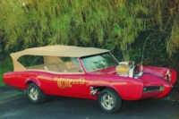 Top 50 TV Cars Of All Time: No. 10, The Monkees' 1966 Pontiac GTO