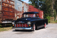 Street Feature: Tom Milliken's 1956 Chevy Cameo Is Done Just Right