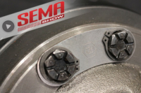 SEMA 2016: Stage 8 Fasteners' New 9-Inch Carrier Bridge Retainer