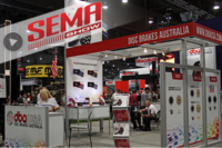 SEMA 2016: DBA's New Brake Pads Are Designed For Your Driving Style